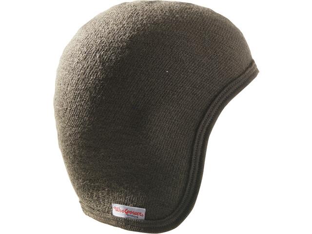 Woolpower 400 gorro para casco, pine green